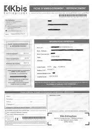 demande extrait kbis chambre des metiers extrait kbis chambre des métiers unique documents administratifs