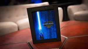 star wars the force awakens 3d collector u0027s edition available now