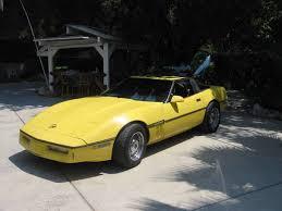 85 corvette price corvettes on craigslist mock rear engine 1985 corvette corvette