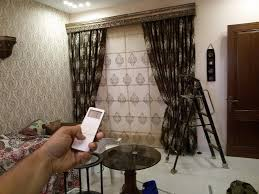 motorised window blinds u0026 curtains karachi pakistan