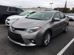 toyota corolla mag wheels certified 2014 toyota corolla le plus alloy wheels for sale in