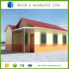 Prefabricated House Heya Superior Quality Steel Frame Modular Prefab House Quality