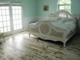 distressed hardwood flooring bedroom robinson house decor