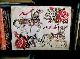will koffman tattoo carousel