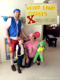 diy family costumes jake land pirates eclectic
