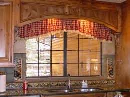 Rust Colored Kitchen Curtains by The Beautiful Of Tuscan Kitchen Curtains U2014 Tedx Decors