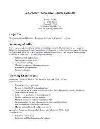tech resume sample medical laboratory assistant resume resume sample database resume