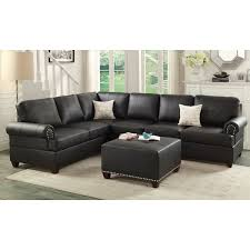 Sectional Sofa With Ottoman Barletta 2 Pieces Sectional Sofa With Ottoman Upholstered In