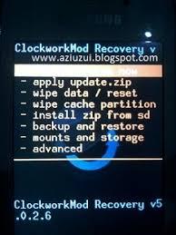 membuat flashable zip cwm cara flashing samsung galaxy young gt s5360 tanpa pc backup restore