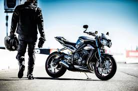 the street triple range triumph motorcycles