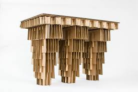 How To Make A Cardboard Desk 1000 Images About Cardboard On Pinterest Cardboard How To Make A