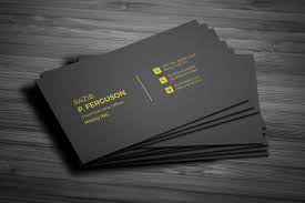 Mini Resume Business Card Stylish Business Card By Jilapi Design Bundles