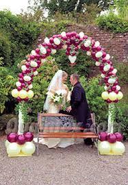 wedding arches uk balloon arches