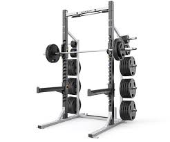 Weight Bench With Bar - strength training workout equipment matrix fitness united states
