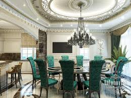 villa interior design in dubai villa in qatar photo 19 dinning