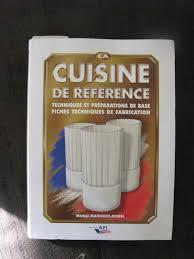 cuisine de reference livre cuisine de reference j en parlerai un jour