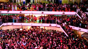 carnival cruise new years 31 dec 14