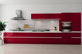 high glossy lacquer kitchen cabinet godrej almirah designs with