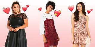 valentines day dresses 10 s day dresses and pink dresses for v day 2018