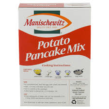 potato pancake mix manischewitz manischewitz potato pancake mix 6 oz meijer