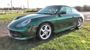 irish green porsche porsche 911 996 for sale gt3 kit rainforest green excellent