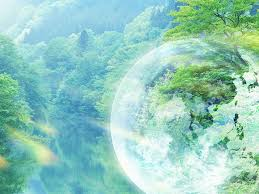 forests forests dreamy manipulation earth nature green greeny