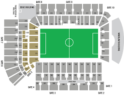 Fc Dallas Stadium Map by Supporters Groups Atlanta United Fc