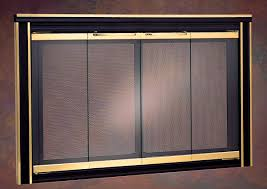 clean glass fireplace doors fireplace glass door replacement fireplace glass doors mi