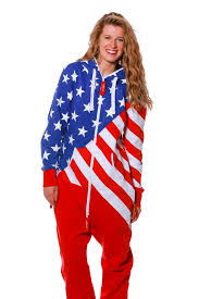 american flag onesies usa onesies for adults shinesty