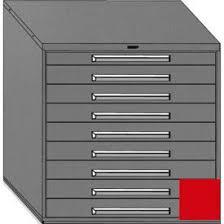 Modular Drawer Cabinet Cabinets Modular Drawer Equipto 45 U0026quot W Modular Cabinet