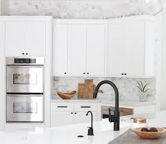 kitchens faucets black a look at black facuets