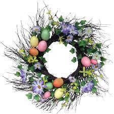 artificial wreaths and garlands walmart com