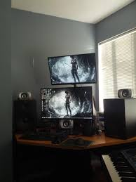 what does your gaming setup look like games discussion gamespot