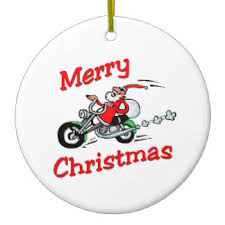 motorcycle tree decorations ornaments zazzle co uk