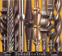 Silver Stair Rods by Iron Stair Balusters Call 818 335 7443 Stair Parts Iron Balusters