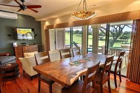 Modern Dining Room Sets For Small Spaces - decorations unique large dining room table with log furniture