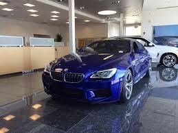 bmw m6 blue 2016 bmw m6 gran coupe in san marino blue metallic