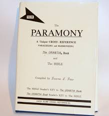 paramony a parallel and harmony of the urantia book and the bible