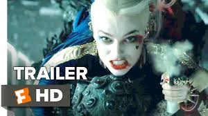 squad official trailer 2 2016 will smith margot