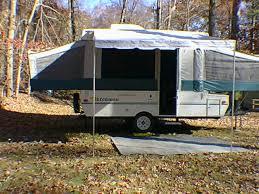 Starcraft Pop Up Camper Awning Pop Up Trailer Awning Rainwear