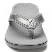 tide ii toe post women u0027s orthotic sandal vionic shoes