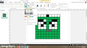 bordes para publisher publisher pixel art n 7 youtube