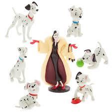 101 dalmatians figure play shopdisney