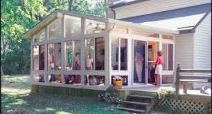 Deck To Sunroom Betterliving Sunrooms Patio U0026 Deck Enclosures