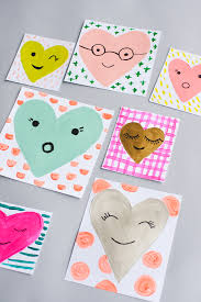 simple valentines day kid craft rae ann kelly