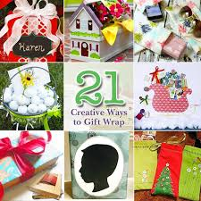 creative gifts for 21 creative gift wrapping ideas