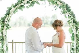 wedding arches cape town paul darren bester