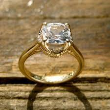 2 5 Cushion Cut Diamond Engagement Ring Wedding Ideas Cushion 7 Weddbook