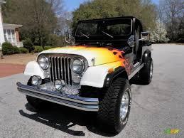 scrambler jeep 2017 1983 black flames jeep cj cj8 scrambler 4x4 27499087 gtcarlot