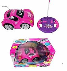remote control car lights kids girls purple pink remote control car rc car toy car light